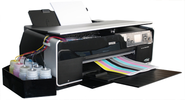 Epson Stylus Photo R3000 Continuous Flow System