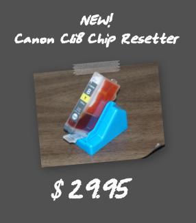 SK155 Canon CLI8 PGI5 Chip Resetter
